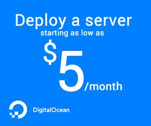 Deploy a server now
